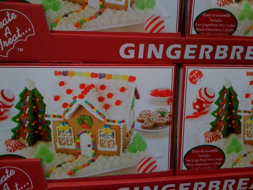 CostcoGingerbread