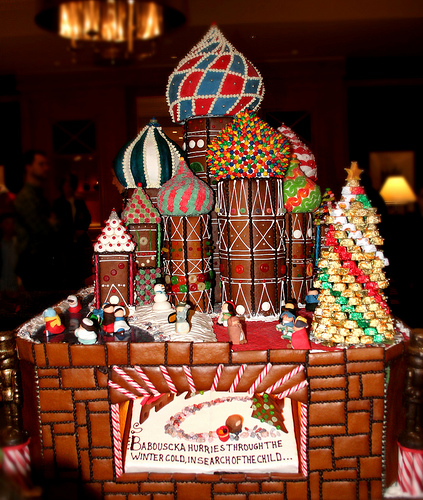 Amazing Gingerbread Houses 3