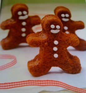 Sandra Lee Gingerbread Men