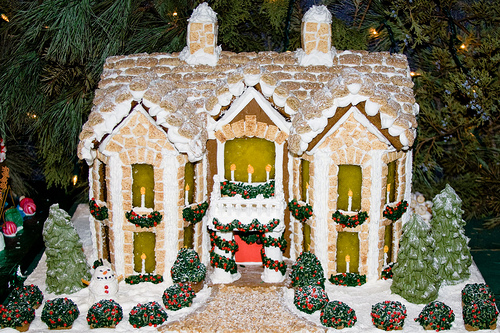 Amazing Gingerbread Houses 1