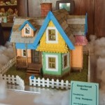 Pixar Up House Gingerbread House 3