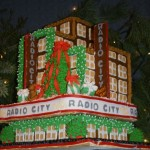 Radio City Music Hall Gingerbread House
