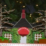 Tavern on The Gree Gingerbread House