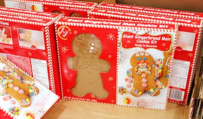 The Giant Gingerbread Men Of Costco