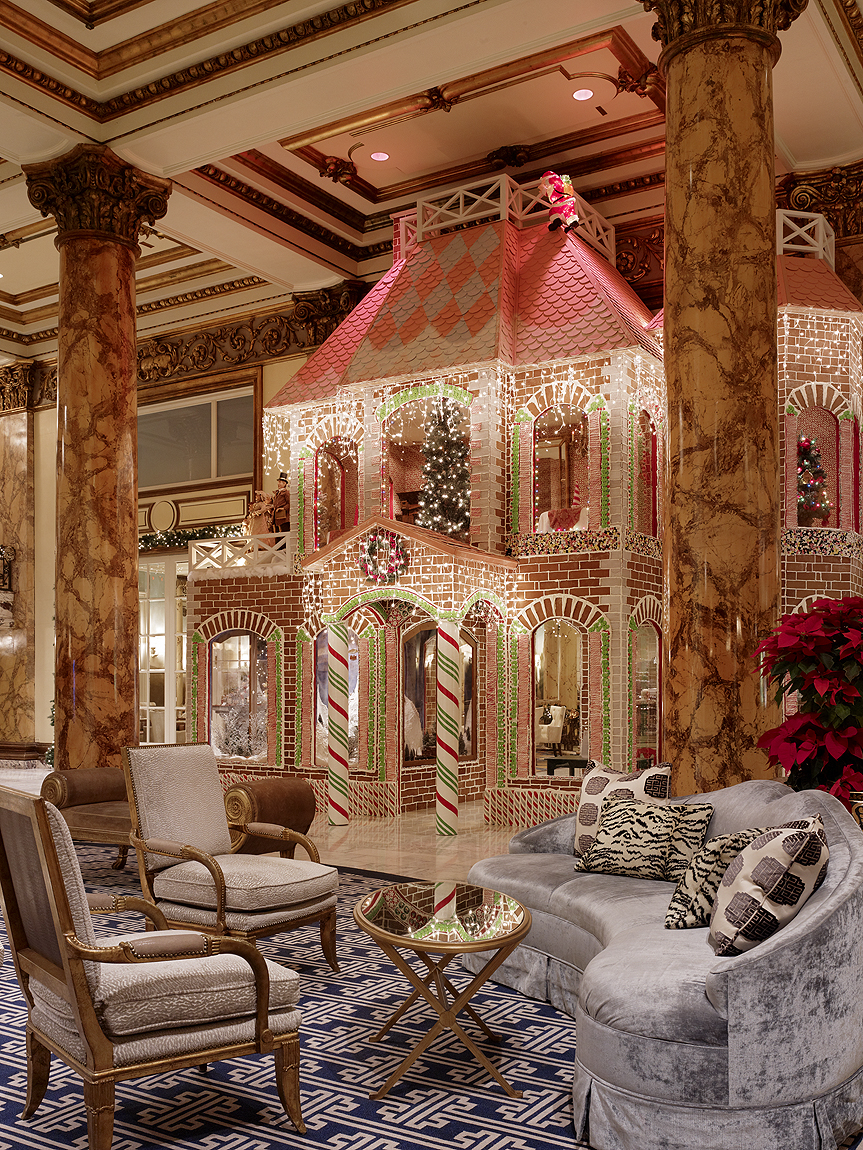 http://magellanstraits.com/2013/11/15/hotel-facts-13-the-tale-of-the-fairmont-san-franciscos-world-famous-gingerbread-house/